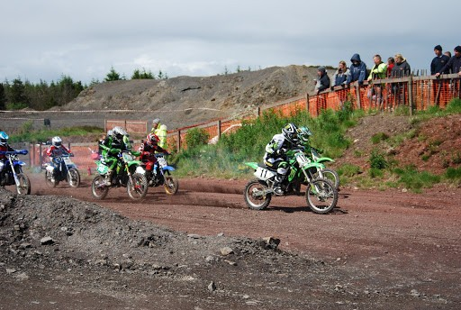 North Lanarkshire Scramble and Quad Bike Club, click to close